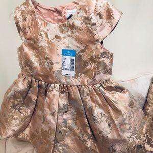 12-18m NWT Dress Children's place